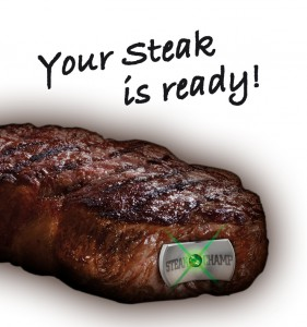 6.6 Steak-is-ready white